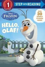 NEW - Hello, Olaf! (Disney Frozen) (Step into Reading)