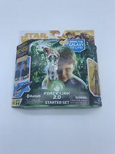 Star Wars Force Link 2.0 Starter Set + Han Solo Figure Bluetooth Technology NEW