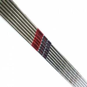 New and Uncut KBS Tour 120g Stiff Flex Steel Iron Shaft Set 4-PW