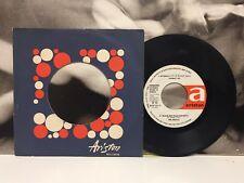 "STORMY SIX - ROSSELLA + VANONI +2 EP PROMO 7"" 45 GIRI EP 1971 ARISTON AR/EP/1017"