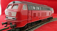 ROCO Diesel Locomotive BR215 (Red Version) DB Livery (original box missing)