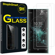 "2X Schutzglas Für Sony Xperia XA2 Plus 6.0""  Echtglas Display Schutzfolie"