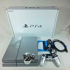 PlayStation 4 PS4 Dragon Quest Heroes Metal Slime Edition 2014 Silver