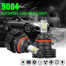 2x 9004 Hb1 1600W Led Headlight Bulb 240000Lm Hi-Lo Beam Replace Xenon Hid White