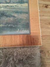 Gemälde, Bild, Malerei auf Holz, Druck