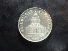 Panthéon - 100 Francs argent - 1990