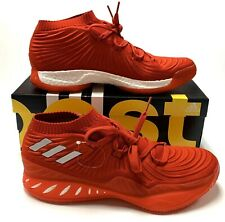 Adidas SM Crazy Explosive Boost Low 2017 Red PK Basketball Shoes B75926 Sz 12.5