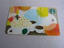 RUSSIA new Starbucks card  Cup candle. Ex Display card , voided