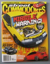 Street Commodores Magazine No 272 - 20% Bulk Magazine Discount