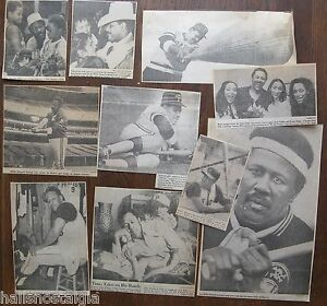 Vintage Pittsburgh Pirates Newspaper Clippings - All are Willie Stargell