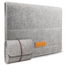 Inateck Laptoptasche 13~13.3 Zoll MacBook Pro/ Air/Retina mit Standfunktion,Grau