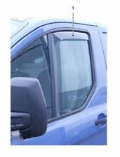 Genuine Ford Climair Transit Custom Wind Deflector's (2012>) Dark Tint