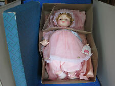 "1977 Madame Alexander 19"" Doll - Mary Mine - Blonde  #6450 Orig. Box & Hang Tag"