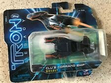 Disney's TRON LEGACY Die-Cast Vehicle: CLU'S COMMAND SHIP Series Two
