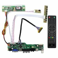 "HDMI VGA AV USB  LCD Controller Board For 18.4"" N184H1 LTN184HT03 1920x1080 LCD"