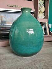 Big Turqoise Vase