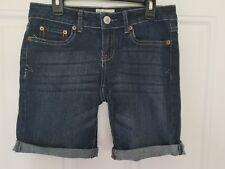 "Aeropostale Dark Stretch Bermuda Shorts SZ 1/2 ▪ 28"" Waist"