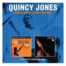 Bossa Nova/Quintessence von Quincy Jones (2014), Neu OVP, 2 CD