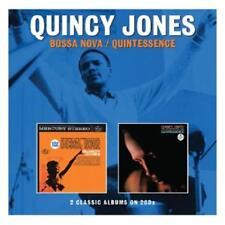 Bossa Nova/Quintessence von Quincy Jones (2014), Neu OVP, 2 CD