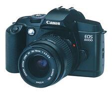 Analoge Canon Kameras mit Aufnahmemodi