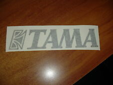 """TAMA"" - VINYL DRUM STICKER - NEW"