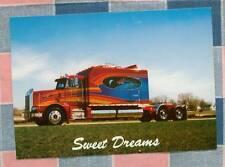 50 Postcards Little Lee Comic Trucking Sweet Dreams