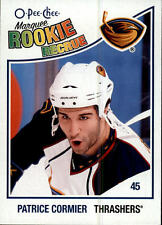 2010-11 O-Pee-Chee #615 Patrice Cormier RC Rookie Thrashers