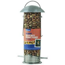 Woodside Medium Heavy Duty Hanging Garden Wild Bird Peanut Feeder