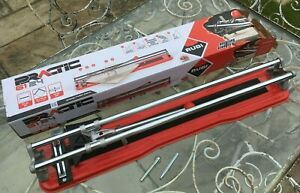 RUBI 610mm Manual Tile Cutter, with 6mm and 18mm Tungsten Carbide Wheel included