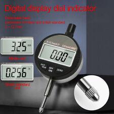 001mm00005 Digital Dial Indicator Probe Precision Gauge Range 0 127mm