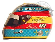 Fernando Alonso 2005 Formula 1 World Champion F1 Replica Helmet Full Scale 1:1