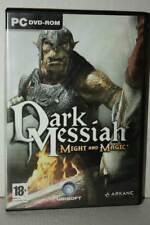 DARK MESSIAH MIGHT AND MAGIC USATO OTTIMO PC DVD VERSIONE ITALIANA GD1 54341