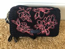 NWT Vera Bradley RFID All in One Crossbody Bag in Classic Navy