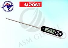 Digital COOKING FOOD MEAT KITCHEN THERMOMETER Milk PROBE TEMPERATURE Brand new
