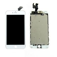 Semi Complete LCD Touch Screen Digitizer Assembly for iPhone 6 plus white
