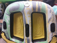 New listing O'Rageous Wake Craze Ii 2 Person Towable Rider Infatable Tube Float