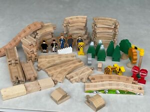 Thomas and friends wooden railway,