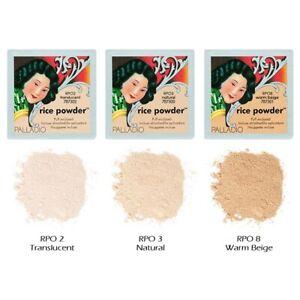 """1 PALLADIO Rice Loose Powder - Face """"Pick Your 1 Color"""" *Joy's cosmetics*"""