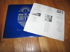 BIG COUNTRY - THE CROSSING - MERCURY RECORDS LP
