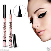 Waterproof Eyeliner Liquid Eye Liner Pen Pencil Beauty Cosmetic Makeup Black Hot