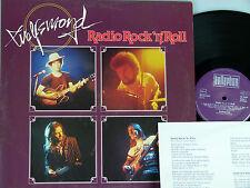 Wolfsmond (Deutschrock) -Radio Rock'n'Roll  Insert  D-1978 Bellaphon BLPS 3327