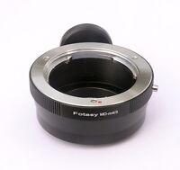 Minolta MD lens to M43 MFT Camera Adapter Tripod Ring Olympus E-PM2 E-PM1 PEN-F