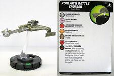 Heroclix - #017 Kohlar'S BATTLE CRUISER-STAR TREK TACTICS IV