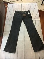 Kut From The Kloth Rhinestone High Rise Bootcut Jeans Stretch Women's 10 X 34