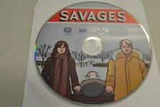 The Savages (DVD, 2008)Disc Only Free Shipping