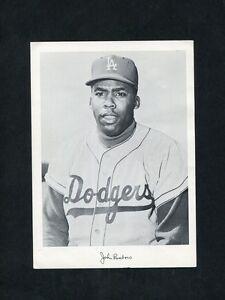 1960 Los Angeles Dodgers Team Issued Photo - John Roseboro
