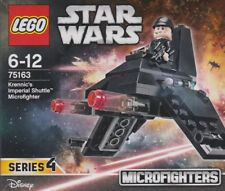 LEGO STAR WARS MICROFIGHTER SERIE 4 75163 KRENNIC'S IMPERIAL SHUTTLE New Sealed