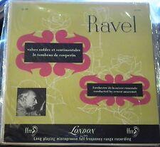 Ravel/Ansermet  Le Tombeau de Couperin; Valses Nobles et Sentimentales   London