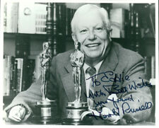 Harold Russell (The Best Years of Our Lives) signed 8x10 photo Coa