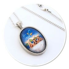 H20 Just Add Water  Mermaids pendant necklace H2O (xV3x)